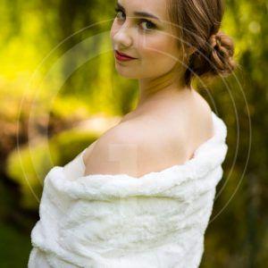 szal-ślubny-dzianinowy-ivory
